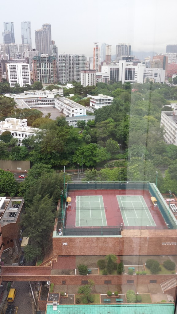 Roof top tennis courts!!! What now UTS?!!