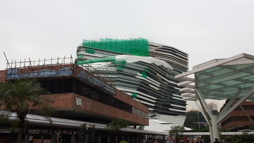 Titanic building :)