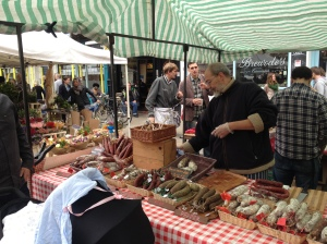 Broadway Market: Where we get our groceries and other nibble bits from