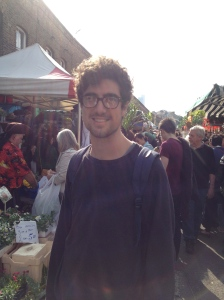 """Flower Markets: Just fun to walk through and hear the East Londoners yelling about """"Phree Roses for a fiva"""""""