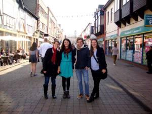 Loughborough town