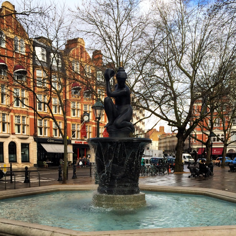 Venus Fountain, Sloane Square