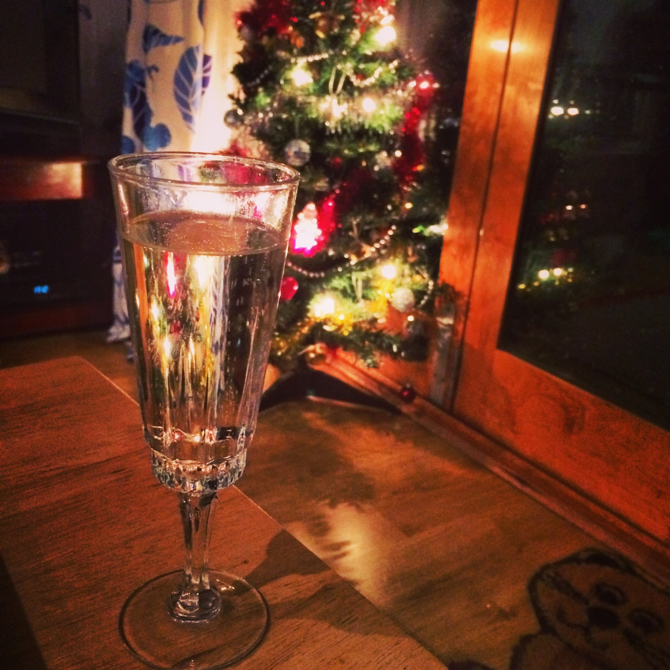 Christmas Bubbles in London