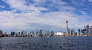 The Toronto City Skyline