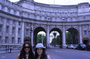 Admirality Arch, London