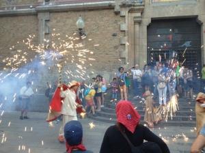 Crazy festivals in Spain