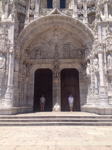 A couple of doors in Lisbon  #OpenSesame