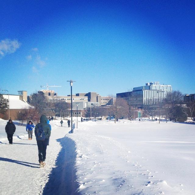 The University of Waterloo