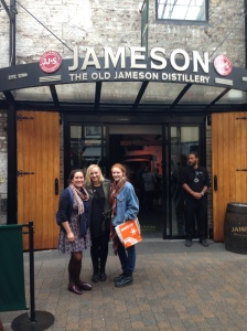 Jameson Whiskey Tour. Daytime Drunk.