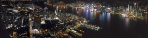 Hong Kong from the 118th floor