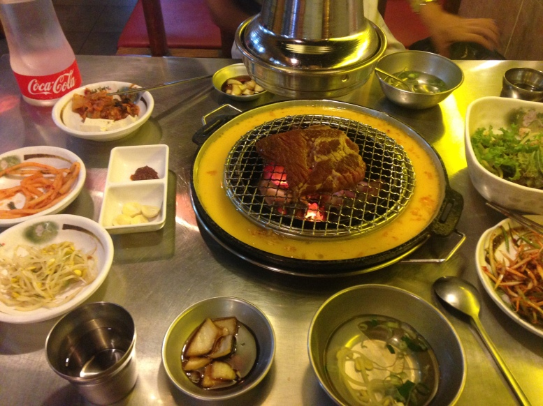 Kbbq dinner for two - $17