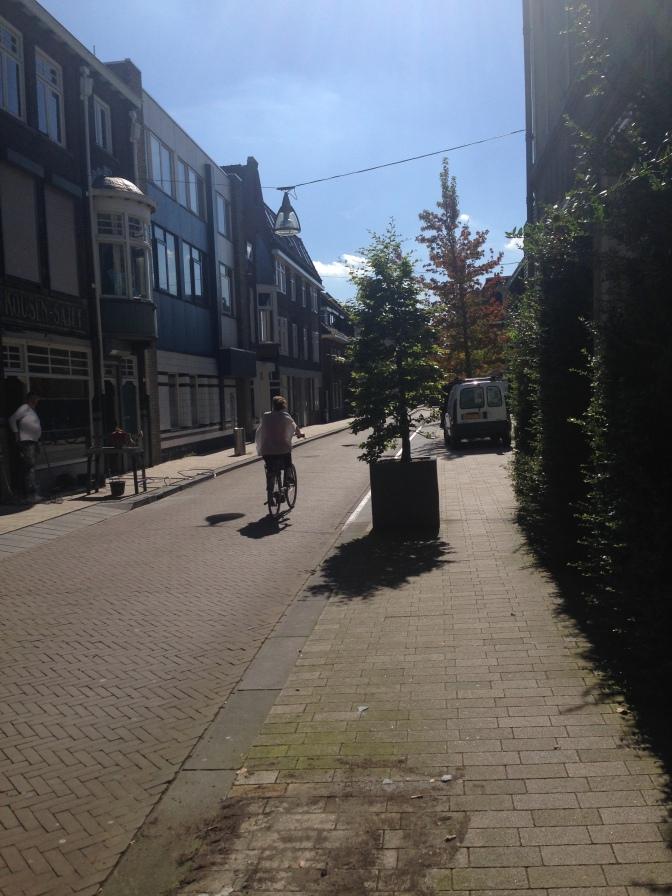 Streets of Tilburg