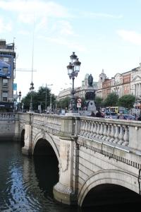 O'Connell Bridge over the River Liffey