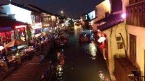 """Suzhou Watertown """"China's Venice"""" – Night life"""