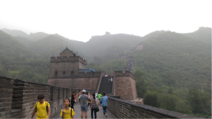 The Great Wall of China !