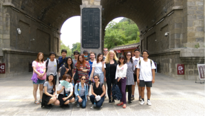 Shanghai University Study Tour – Henan (The Longman Grottoes)