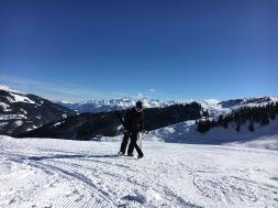 Snow days in Austria