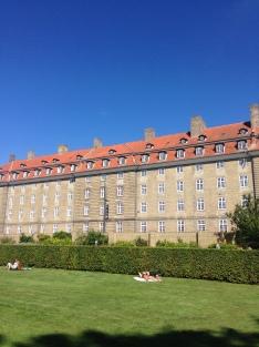 Home! Solvgade Kaserne