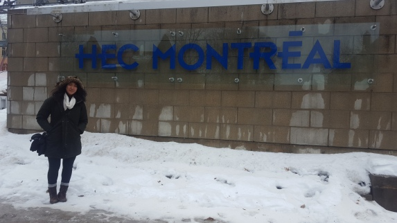 2 HEC Montreal Sign