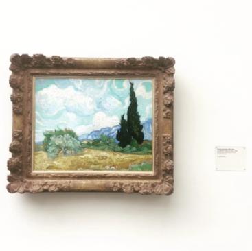 Van Gogh At the Kunsthaus Zürich