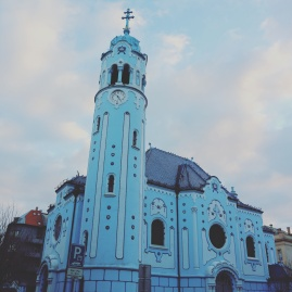 Blue Church - Bratislava