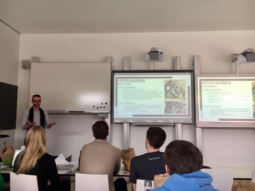 Class Presentation 1