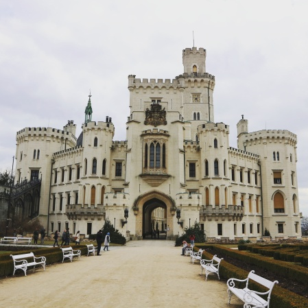 South Bohemia Castle