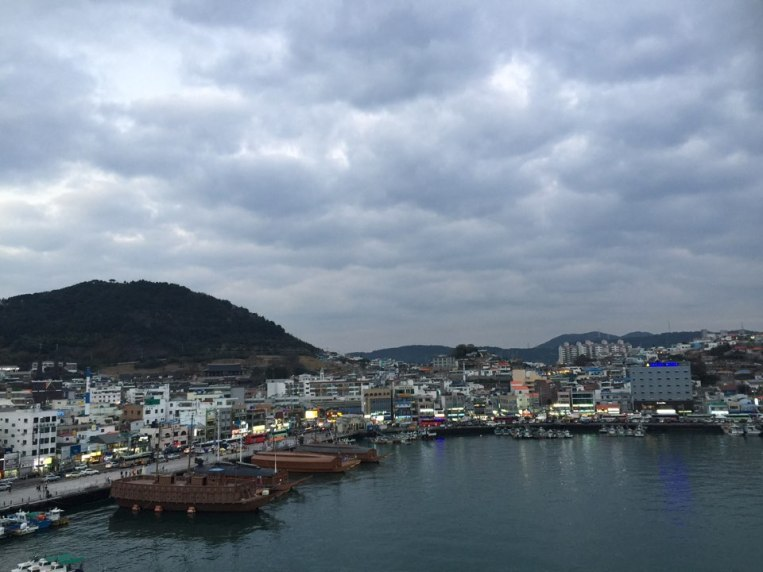 Tongyeong City JeongryangDong