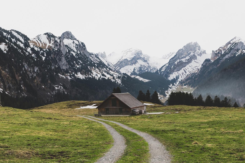 Appenzell Alps (Hoher Kasten)