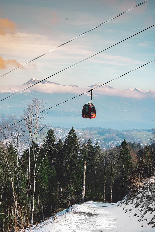 Lucerne (Mount Pilatus)