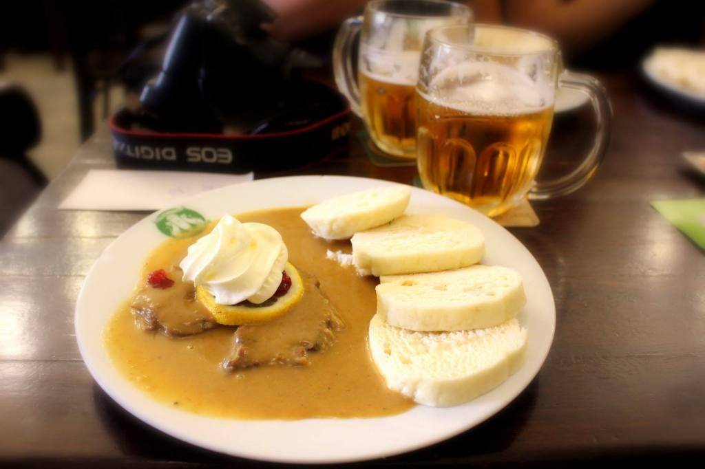 Czech Food and Beer