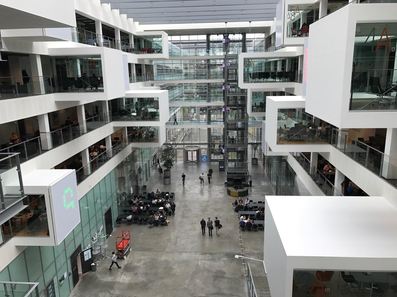 ITU Campus Building