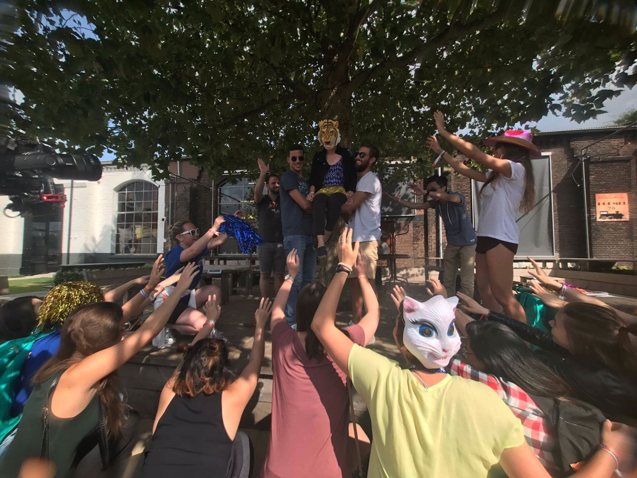 Lion King_Activities_recreate a scene from a movie to gain points_Top Week