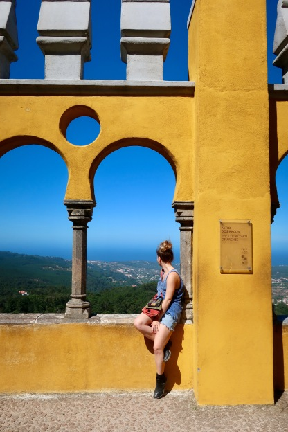 Sintra Yellow View