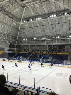 Ryerson Rams Ice Hockey Game