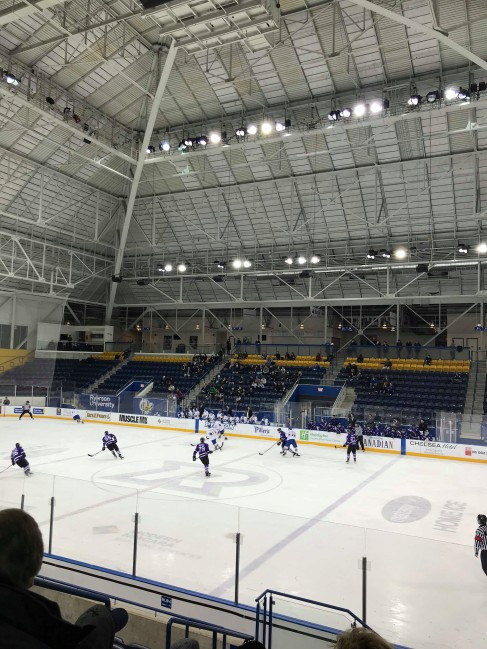 Ryerson Rams Ice Hockey Game