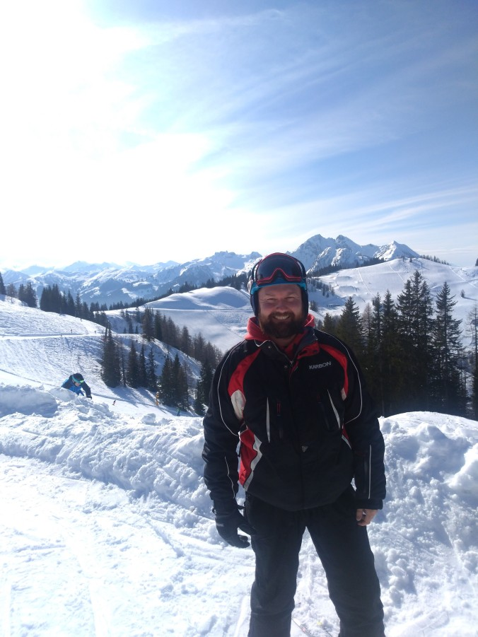 Ski trip. Flachau, Salzburg - The Alps! (March 2018)